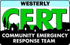 Westerly CERT Community Emergency Response Team