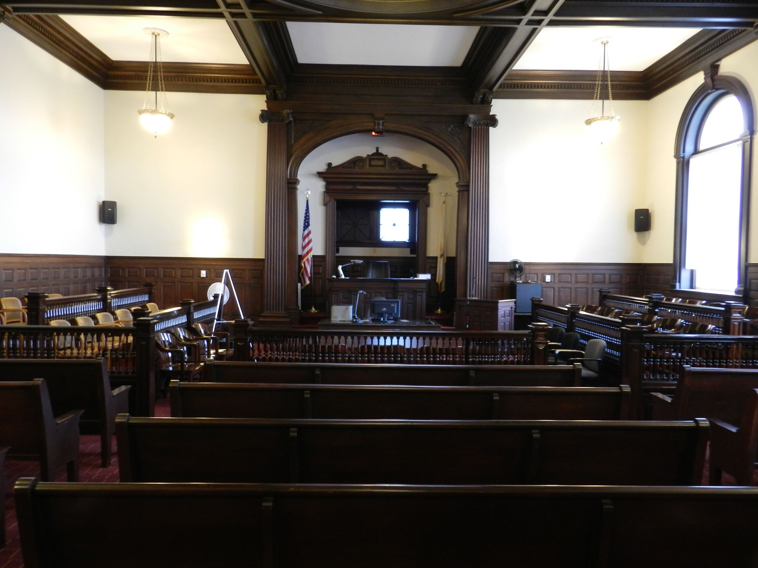 Municipal Courtroom 1